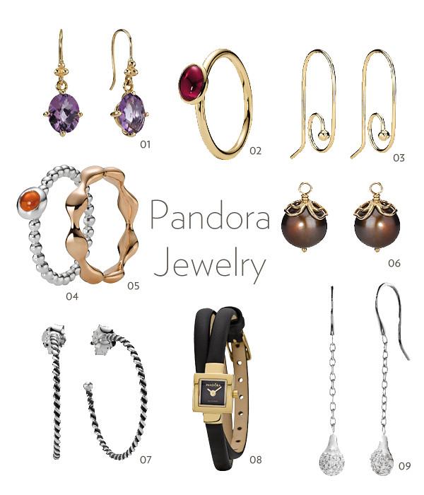 Collage Pandora