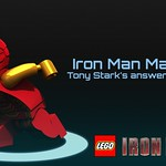 LEGO Iron Man 3 - Mark XLII