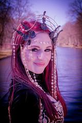 2013-04-20 Elf Fantasy Fair, edition Haarzuilens 2013, Micky