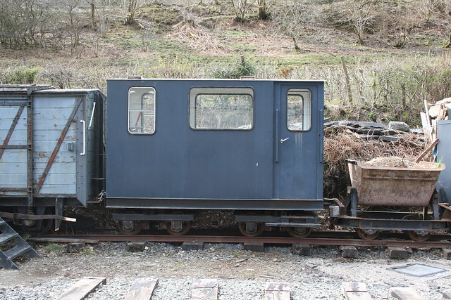 RNAD van at Maespoeth