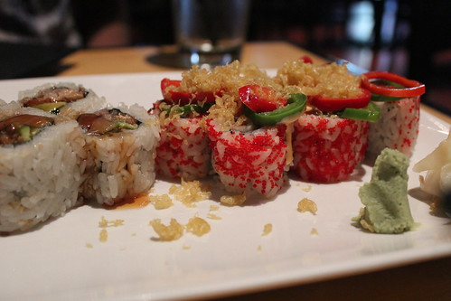 "The ""Ultimate"" Spicy Tuna at Blowfish Sushi"