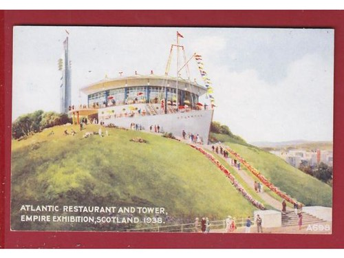 Atlantic Restaurant in Colour