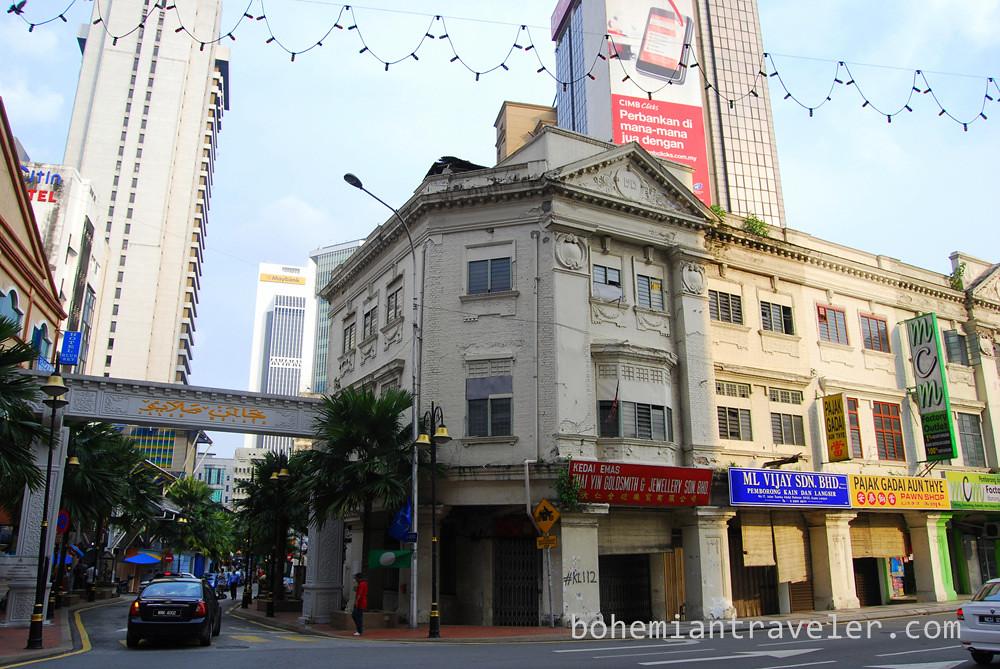 street in Kuala Lumpur