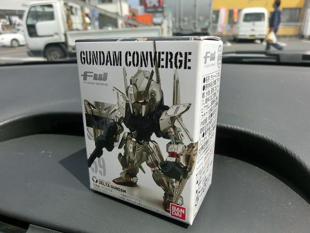 FW GUNDAM CONVERGE