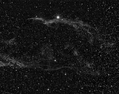 Veil Nebula by Mick Hyde
