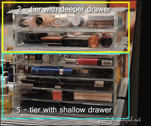 Muji Acrylic Drawer 2