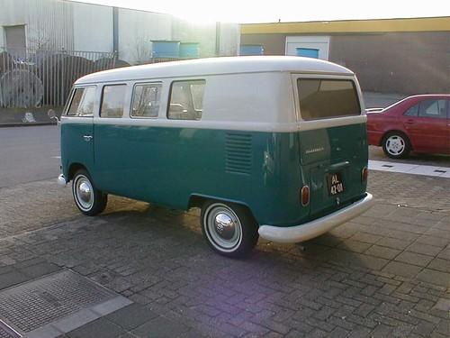 AL-42-01 Volkswagen Transporter kombi 1966