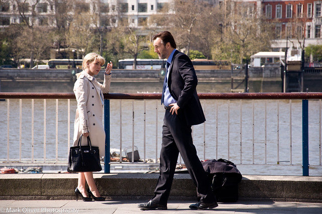 The 7.39 - David Morrissey & Sheridan Smith