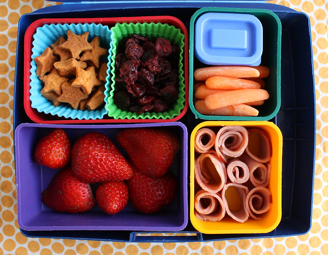 Third Grader STAR test Bento #748