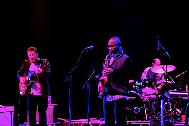 4.20.13 Funky Meters, Greyboy Allstars at Congress Theater