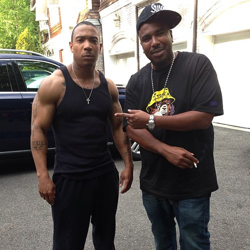 Welcome Home: Jail Does a Body Good? Ja Rule on Swole