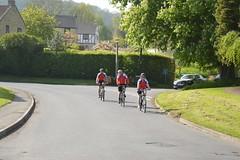 Heart Foundation Cotswold bike ride 2013