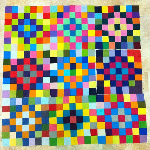 Simply Solids Fallow Group : May ... So far for my scrap vomit B Blocks