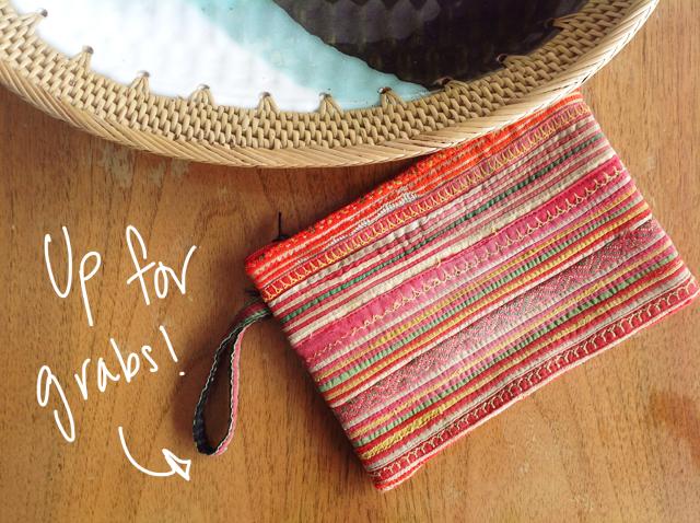sapa pouch giveaway