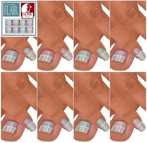 Flair - Nails Set 78