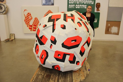 An object from Barry McGee's