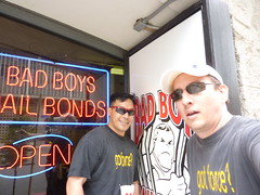 P1180640 3rd stop: Bad Boys bail bonds by jawajames