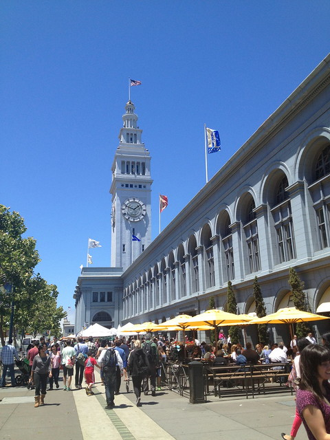 Ferry Building Farmers Market
