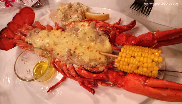 lobsterman Lobster Thermidor
