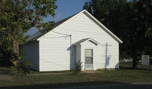 Wainwright Church of Christ (Wainwright, Oklahoma)