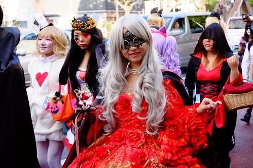 Kawasaki Halloween parade 2014 186