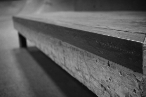 Skate Perspective: Grind Box