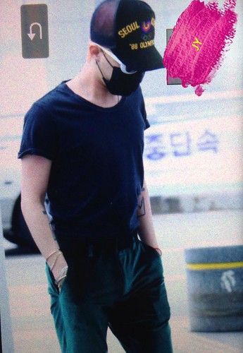 Big Bang - Incheon Airport - 26jun2015 - Joey_GD - 03