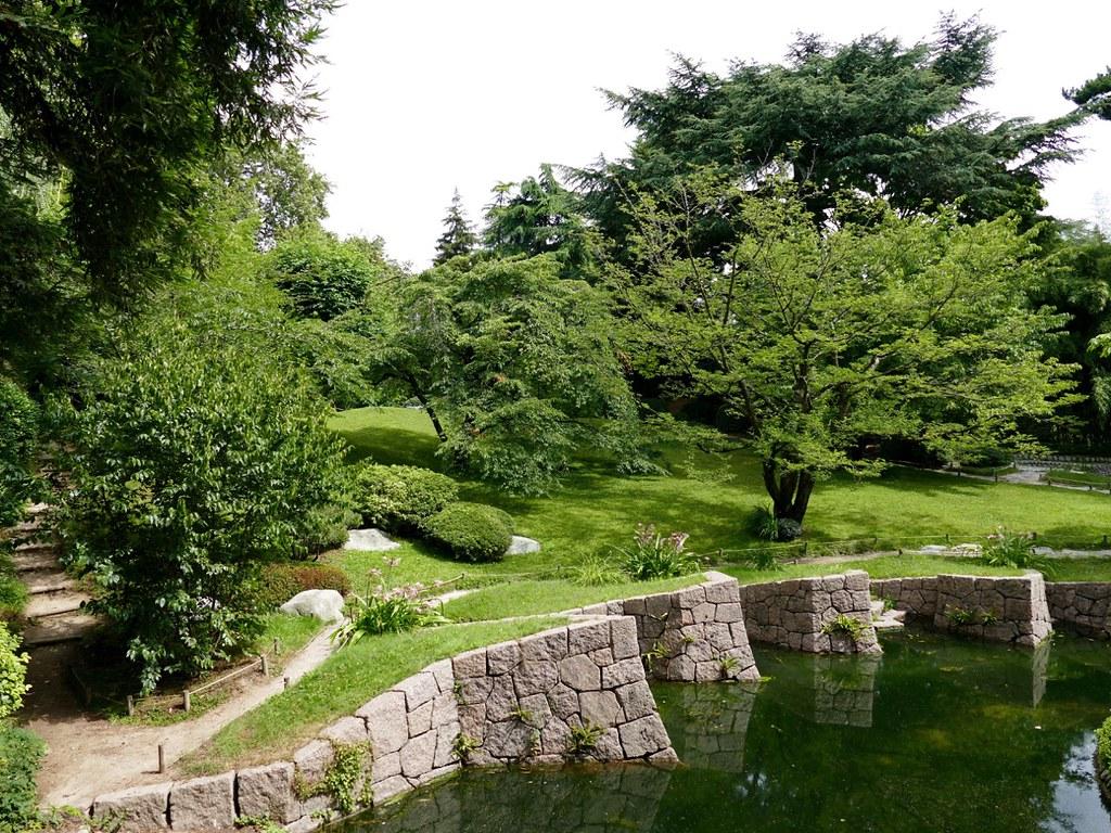 Albert kahn mus e et jardins any port in a storm for Jardin albert kahn