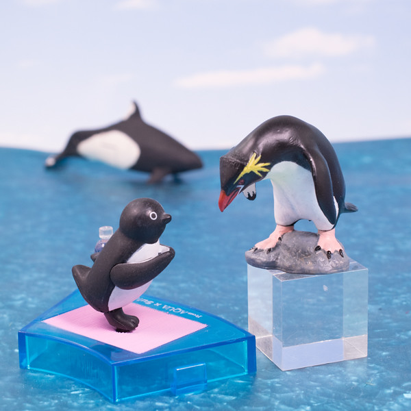 レビュー IO DATAとSUICAのペンギンフィギュア