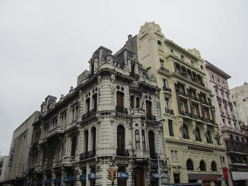 Montevideo: la Plaza Entrevero
