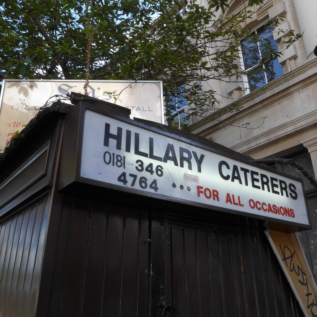 Hillary Caterers