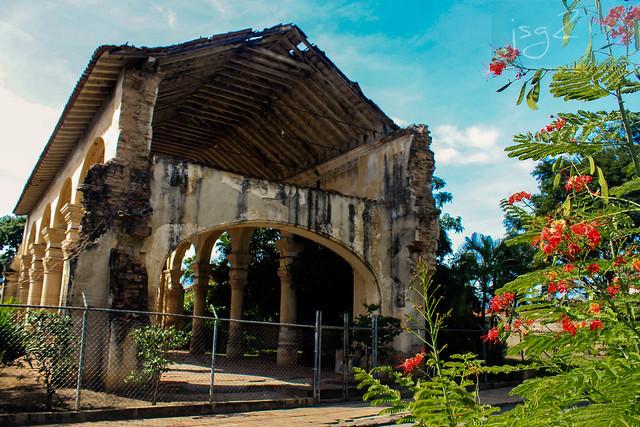 Ruinas Iglesia Santo Domingo (El Tocuyo, Edo. Lara - Venezuela)