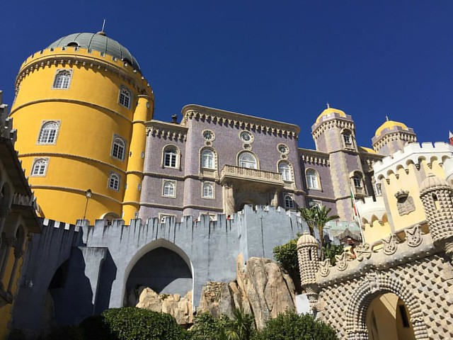 #sintra #portugal #penapalace #castle