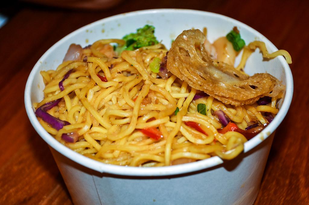Captain Cook's noodles