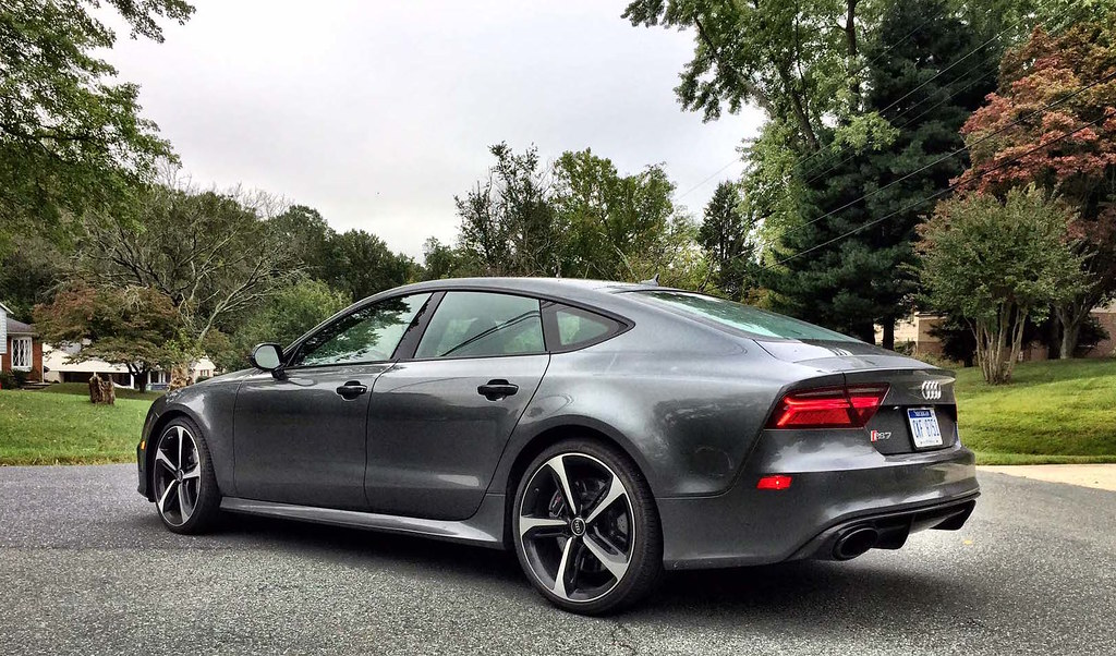 2016 Audi RS7 Performance 4.0T