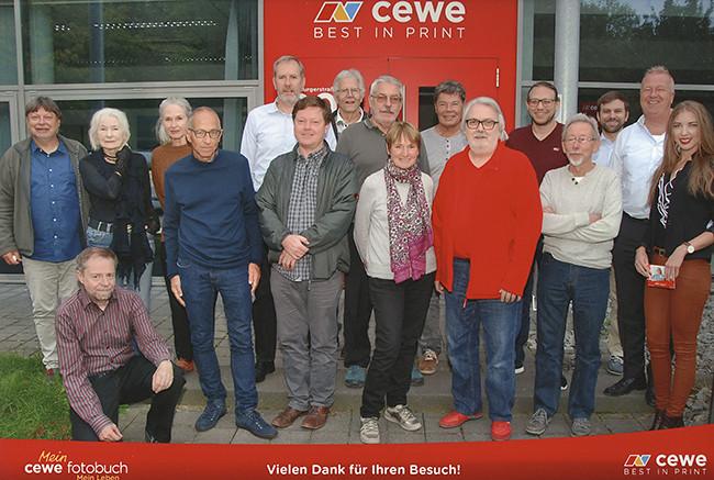 CEWE und VITRA DESIGN 2016