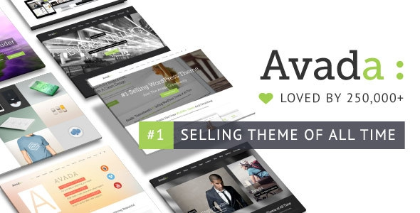 Avada v5.1.6 - Responsive Multi-Purpose Theme