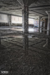 URBEX Montreal: Omnipac/dep - HDR