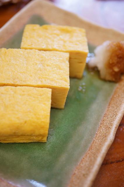 Tamagoyaki (dashimaki tamago)