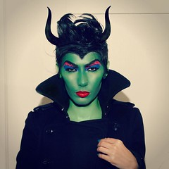 punk rock Maleficent