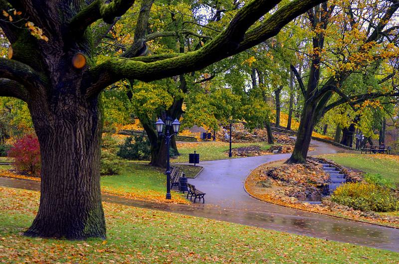 Bastejkalns Park - Riga