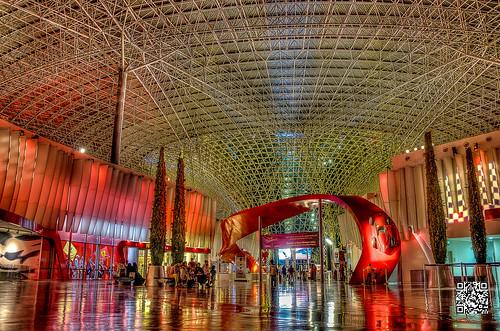 Ferrari World Abu Dhabi The Largest Theme Park In The