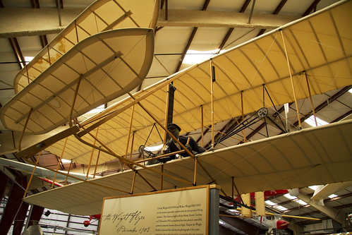 The Wright Flyer, 1903