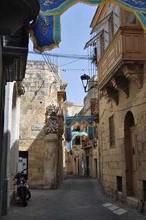 Decorations of Rabat