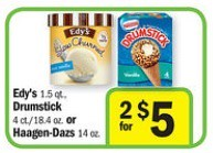 Drumstick coupons 2018