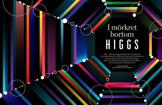 Higgs : Forskning & Framsteg.