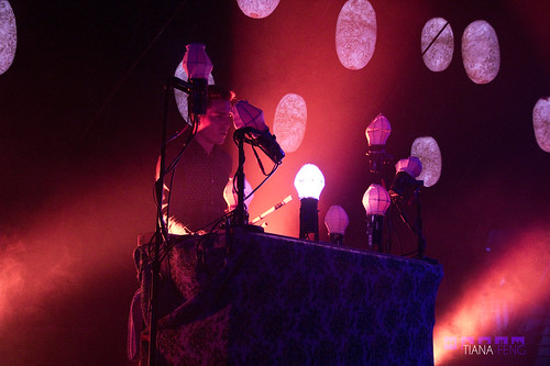 Purity Ring @ The Danforth Music Hall 5/5/2013