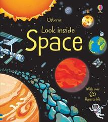 Space (Look Inside Flap Book) Rob Lloyd Jones