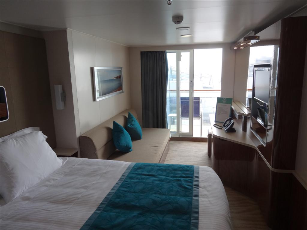 NCL Breakaway - Balcony Cabin Pictorial - Cruise Critic Message ...