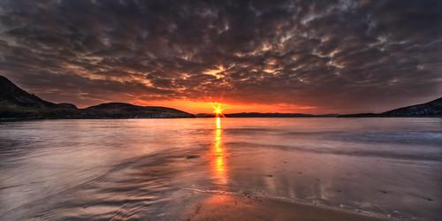 Dunree April Sunset (Explore #5)